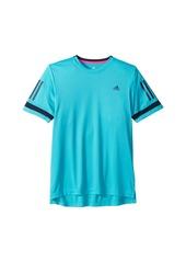 Adidas Tennis Club 3 Stripes T-Shirt (Little Kids/Big Kids)