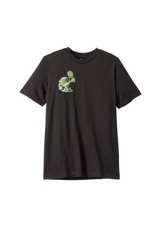 Adidas Tennis Logo Tee (Little Kids/Big Kids)