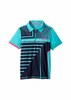 Adidas Tennis Seasonal Polo (Little Kids/Big Kids)