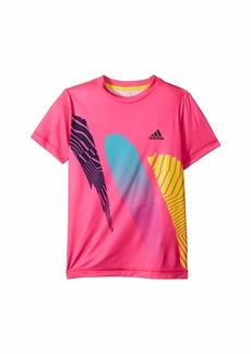 Adidas Tennis Seasonal T-Shirt (Little Kids/Big Kids)