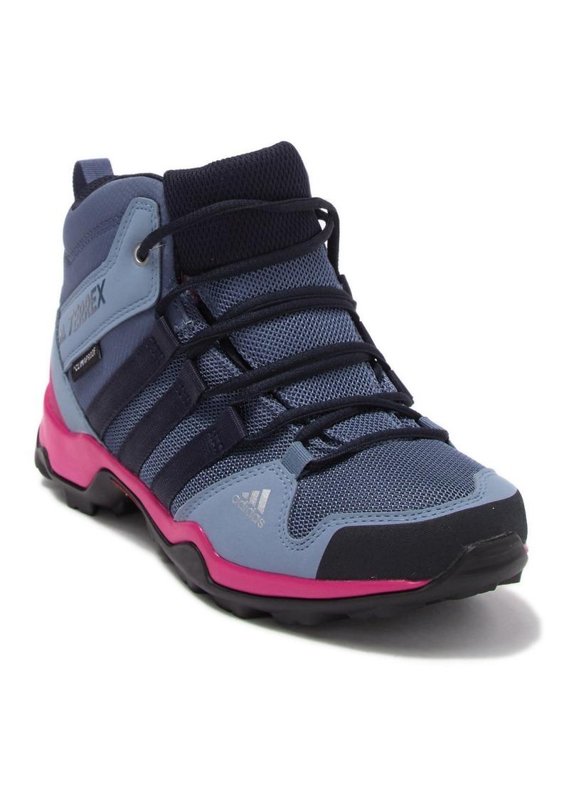 Adidas Terrex AX2R Mid Sneaker (Toddler, Little Kid & Big Kid)