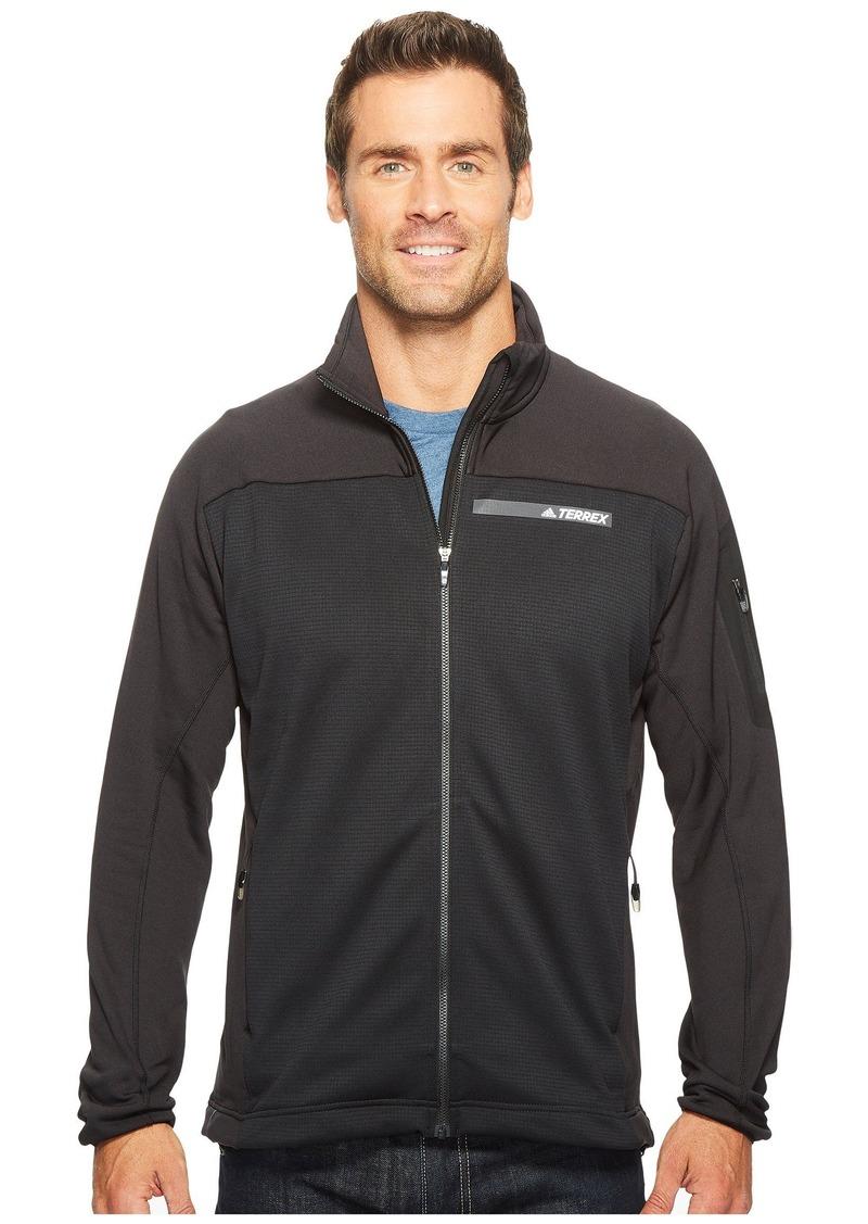 28f4263aa5c1 Adidas Terrex Stockhorn Fleece Jacket