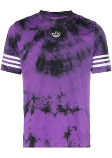 Adidas tie-dye T-shirt