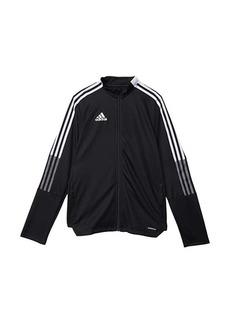 Adidas Tiro 21 Track Jacket (Little Kids/Big Kids)