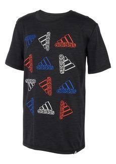Toddler Boy's Adidas Kids' Badge Of Sport Logo Graphic Tee