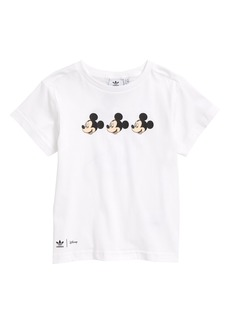 Toddler Boy's Adidas Originals X Disney Kids' Mickey Graphic Tee