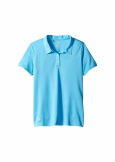 Adidas Tournament Short Sleeve Polo (Big Kids)