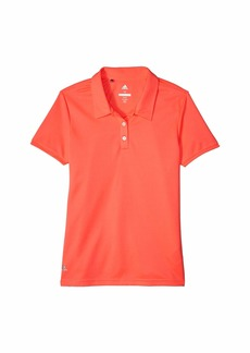 Adidas Tournament Short Sleeve Polo (Big Kids)