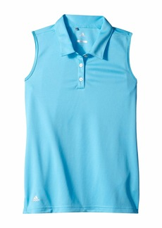 Adidas Tournament Sleeveless Polo (Big Kids)