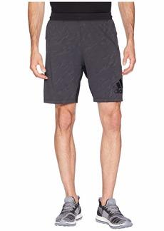 Adidas Training Camo Hype Knit Shorts