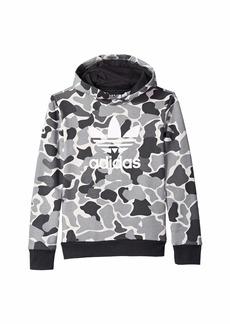 Adidas Trefoil Camo Hoodie (Little Kids/Big Kids)