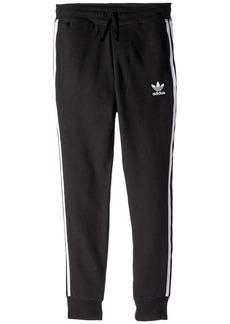 Adidas Trefoil French Terry Pants (Little Kids/Big Kids)