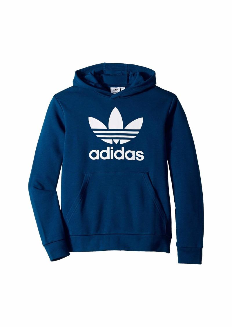 Adidas Trefoil Hoodie (Little Kids/Big Kids)