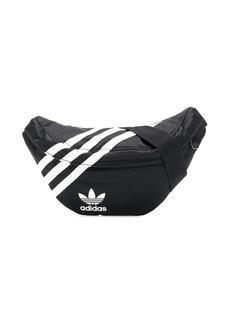 Adidas trefoil logo belt bag