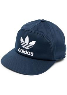 Adidas Trefoil logo-embroidered baseball cap