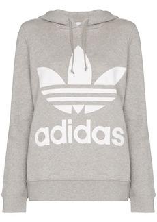 Adidas Trefoil logo hoodie