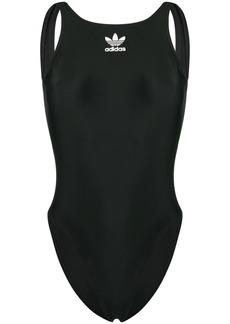 Adidas Trefoil low-back swimsuit