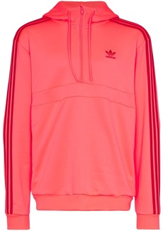 Adidas tri-striped hoodie