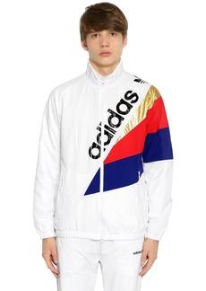 Adidas Tribe Patchwork Track Jacket