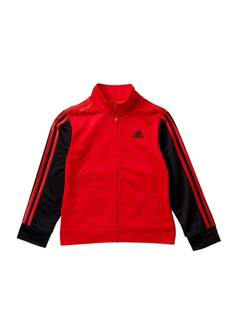 Adidas Tricot Jacket (Toddler, Little Boys & Big Boys)