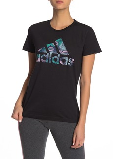Adidas Tropical Graphic Logo T-Shirt