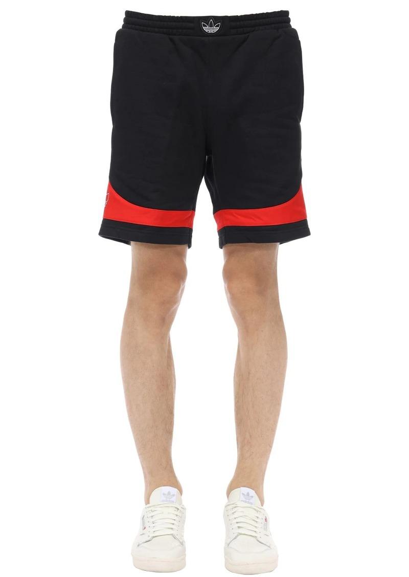 Adidas Ts Trf Cotton Shorts