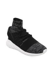 Adidas Tubular Doom Primeknit & Suede Sneakers