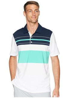Adidas Ultimate Engineered Blocked Polo