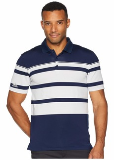 Adidas Ultimate Engineered Stripe Polo