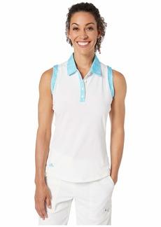 Adidas Ultimate Fashion Sleeveless Polo
