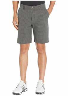 Adidas Ultimate Plaid Print Shorts
