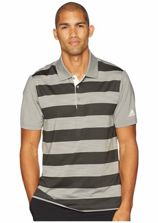 Adidas Ultimate Rugby Stripe Polo