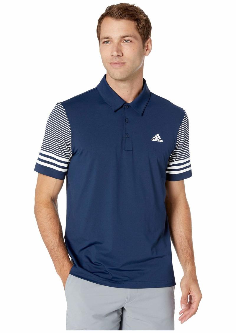 Adidas Ultimate Sleeve Gradient Polo