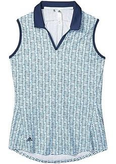 Adidas Ultimate365 Printed Polo Shirt