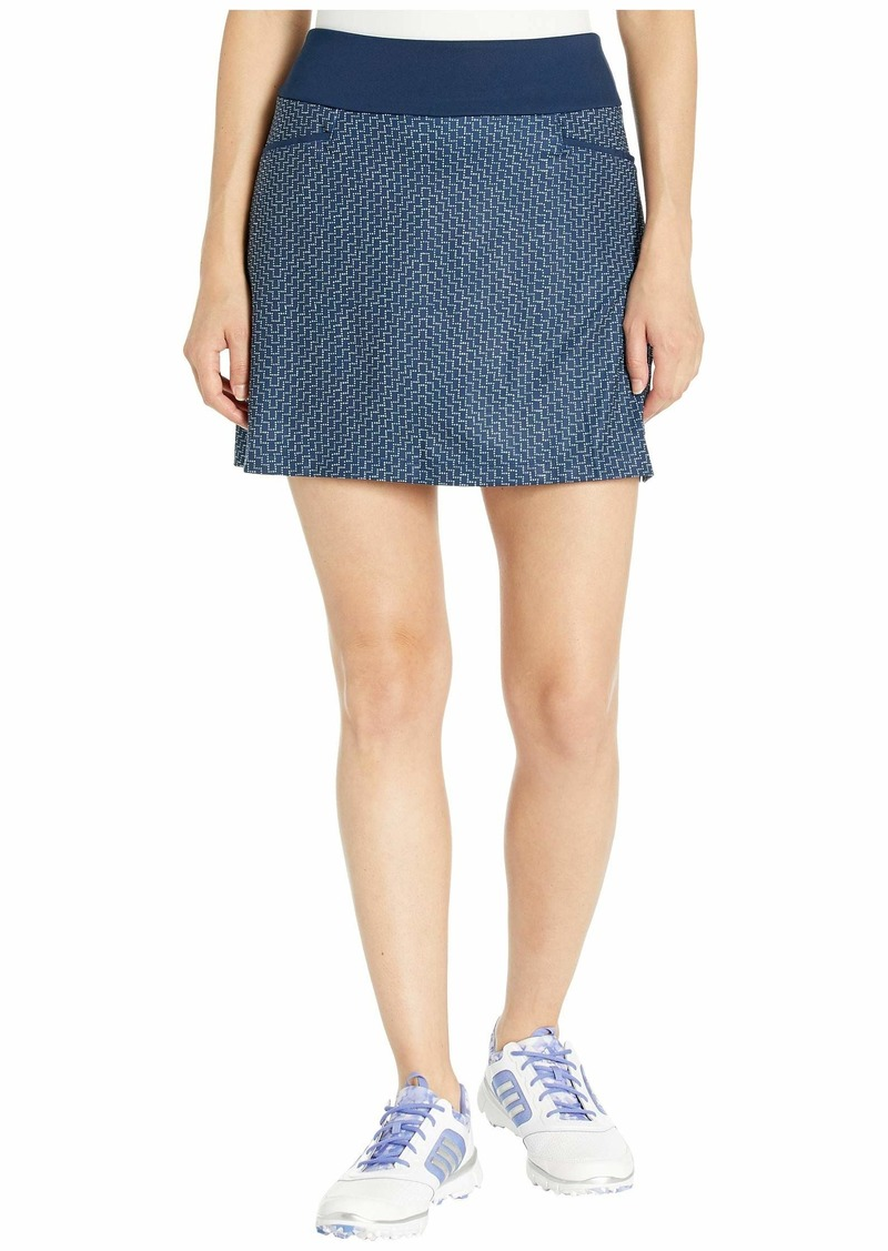 Adidas Ultimate365 Printed Skort