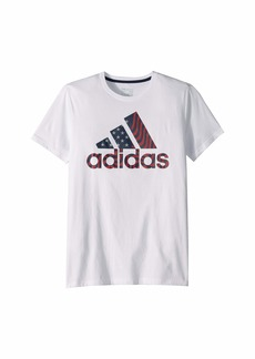 Adidas USA Graphic Tee (Big Kids)