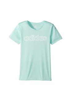 Adidas V-Neck Top (Big Kids)