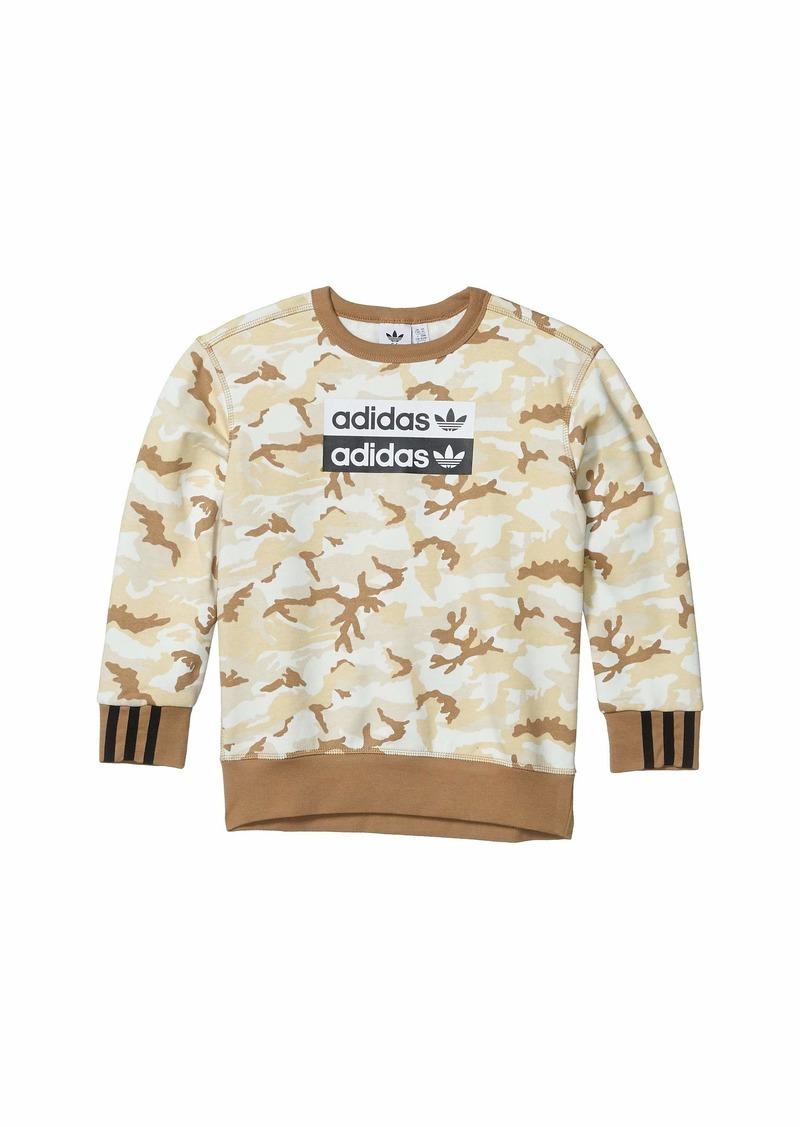 Adidas V-Ocal Crew (Little Kids/Big Kids)