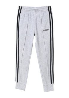Adidas Velour Heathered Joggers (Big Girls)