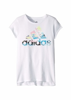 Adidas Vented Sideseam Tee (Big Kids)