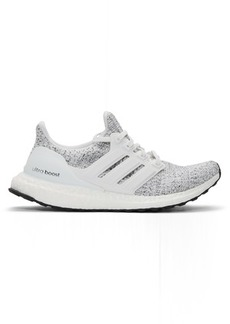 Adidas White & Grey UltraBOOST Sneakers