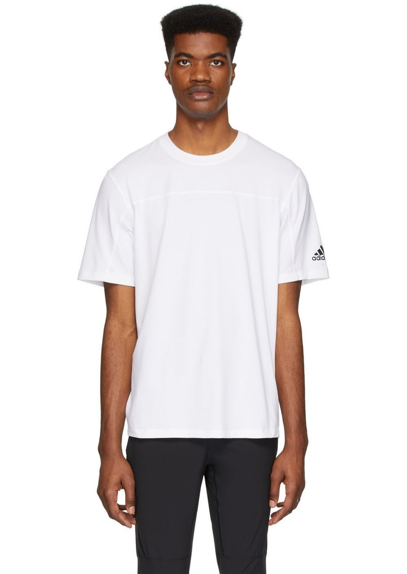 Adidas White City Base T-Shirt