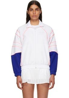 Adidas White EQT Track Jacket