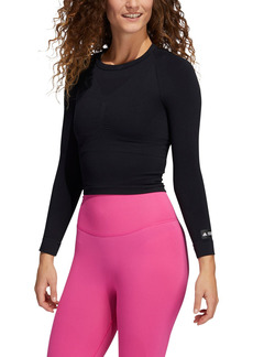 Women's Adidas Formotion Crop Training T-Shirt