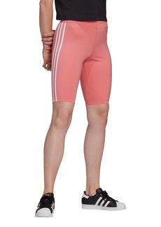 Women's Adidas Originals Primeblue High Waist Bike Shorts