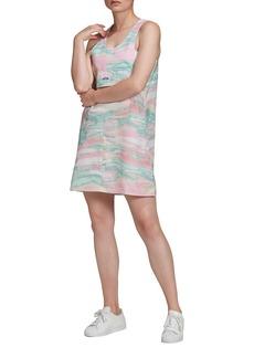 Women's Adidas Originals Print Tank Dress