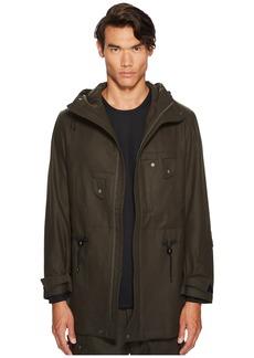 Adidas Wool Utility Short Coat