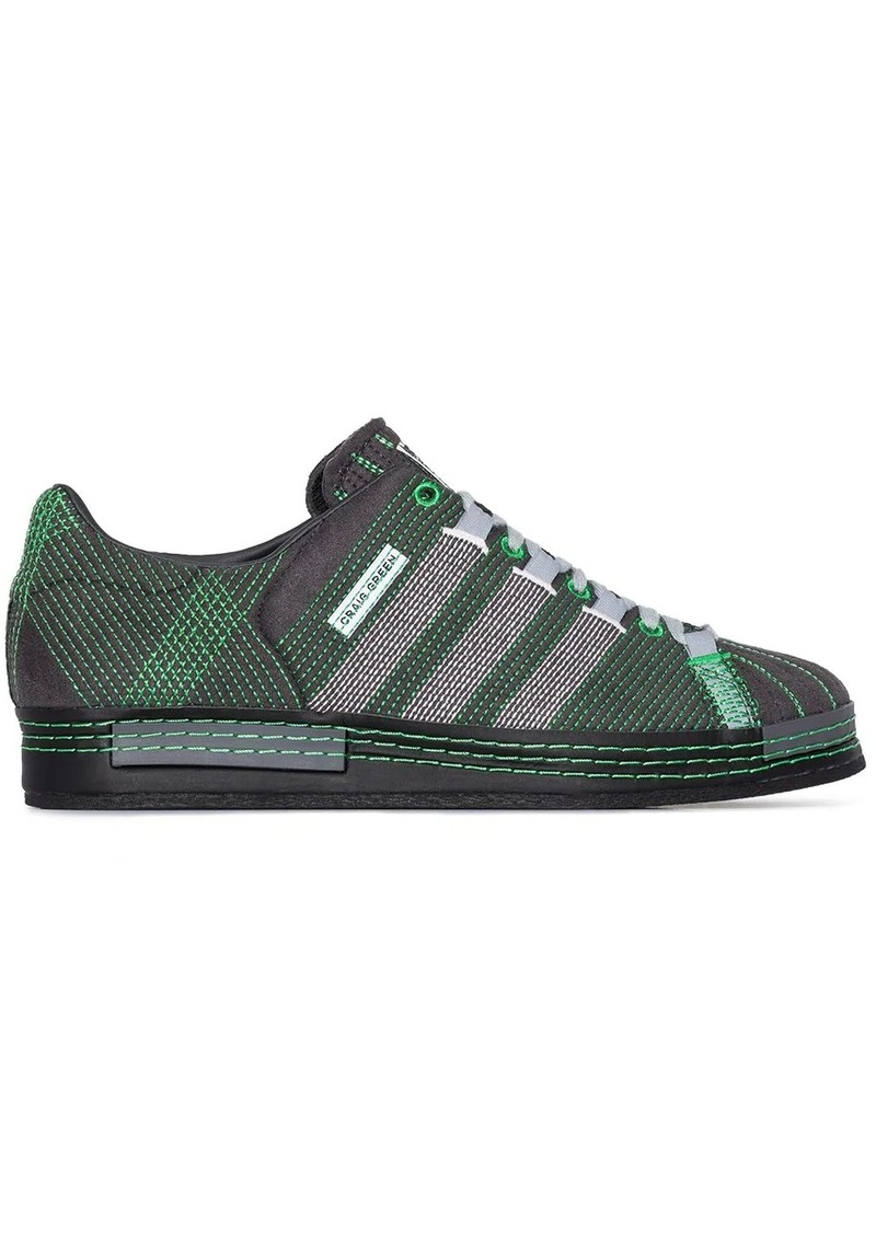 Adidas x Craig Green Superstar low-top sneakers