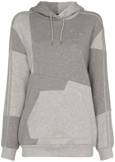 Adidas x Daniëlle Cathari two-tone panelled hoodie