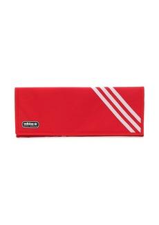 Adidas x Lotta Volkova three-fold clutch